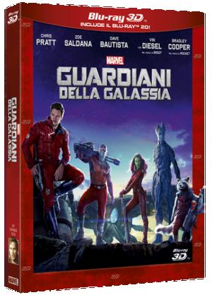 Guardiani della Galassia - Blu-ray 3D