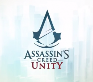 Il logo ufficiale di Assassin's Creed Unity