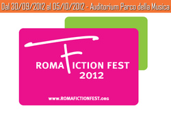 Il logo del Roma Fiction Fest 2012