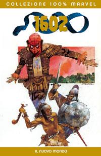 La copertina dell'edizione Panini<br>