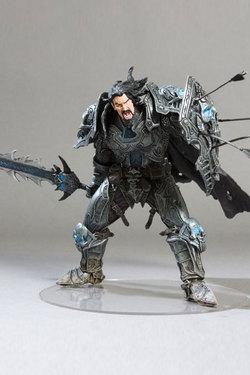 Il guerriero umano. Un futuro Cavaliere della Morte?