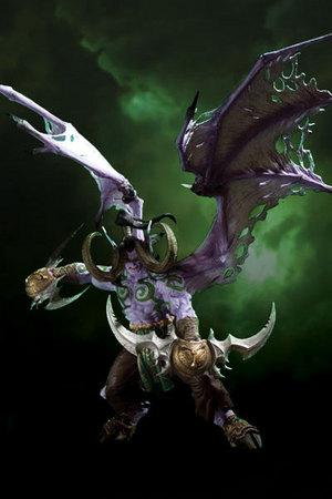 Il malvagio Illidan