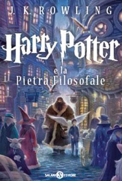 L'ultima edizione di Harry Potter pubblicata da Salani nel 2014.