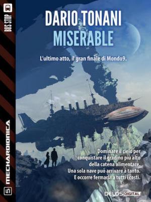 Miserable. Cover di Franco Brambilla