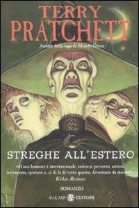 Streghe all'estero, la copertina dell'edizione italiana