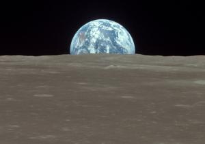 La Terra vista dalla Luna