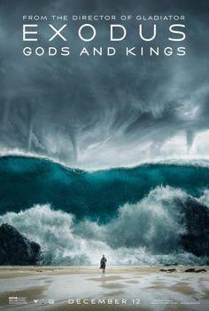 Exodus - Dei e re, il poster internazionale