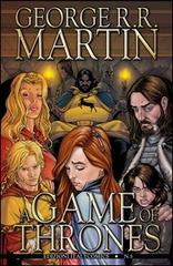 La copertina del quinto fascicolo del graphic novel A Game of Thrones.