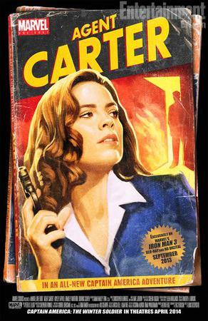 Agent Carter, il manifesto ufficiale