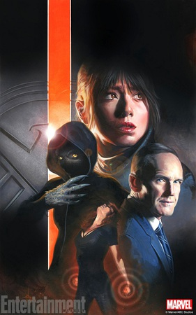 Il teaser poster della seconda stagione di Agents of S.H.I.E.L.D.