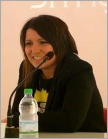 L'autrice Alessia Fiorentino
