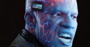 Jamie Foxx è Electro in The Amazing Spider-Man 2