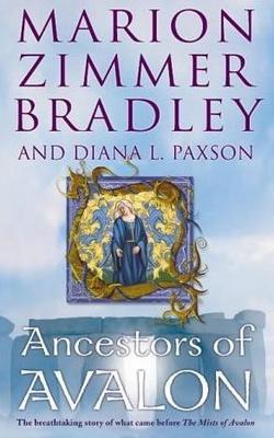 La copertina del romanzo Ancestors of Avalon