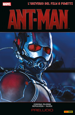 Ant-Man - Preludio
