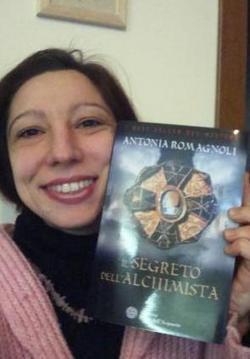 Antonia Romagnoli e il suo romanzo