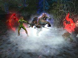Elfi in azione