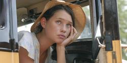La giovane attrice e modella francese Astrid Bergès-Frisbey