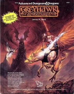 Advanced D&D Greyhawk