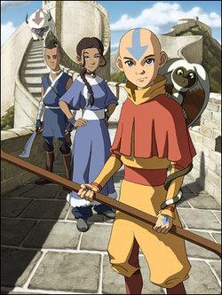 La serie animata Avatar: La leggenda di Aang