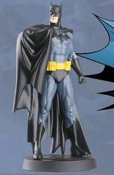 La miniatura di Batman in edicola
