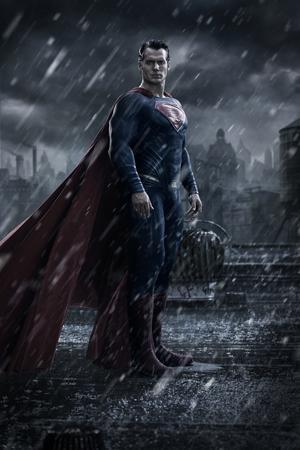 La prima immagine ufficiale del Figlio di Krypton in Batman v Superman: Dawn of Justice