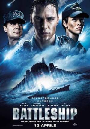 Battleship, la locandina