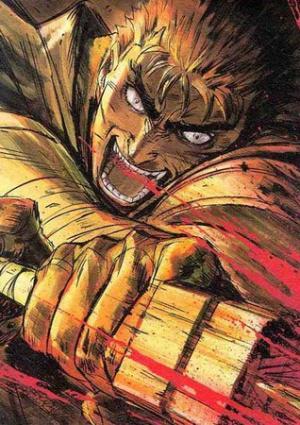 Berserk, di Kentaro Miura