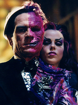 Tommy Lee Jones in Batman Forever