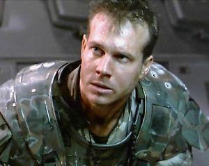 Bill Paxton in Aliens