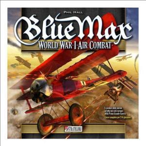 La nuova copertina d Blue Max.