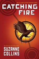 La copertina di Catching Fire