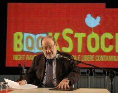 Umbero Eco al Bookstock Village