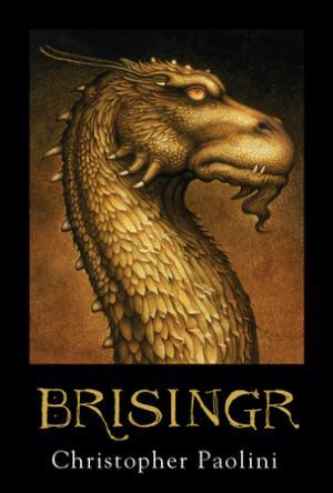 La copertina di Brisingr