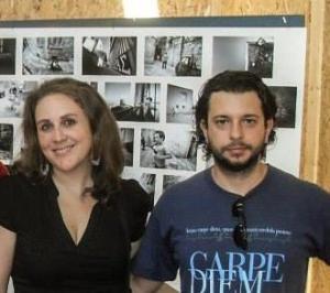 Marina Lo Castro e Fabrizio Cadili