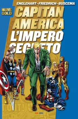 L'Impero Segreto, Panini Comics