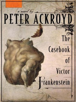 La copertina del libro di Peter Ackroyd