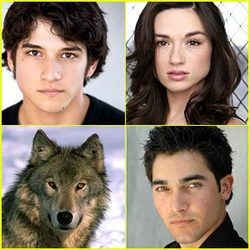 Il cast di Teen-Wolf
