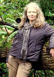 La scrittrice Catherine Fisher