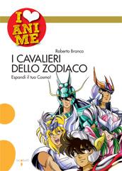 La copertina del volume dedicato ai Cavalieri dello Zodiaco