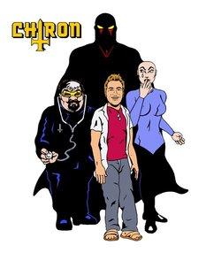 I protagonisti di Chiron