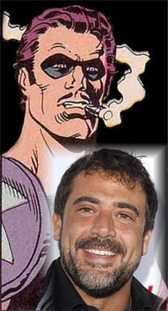 Il Comico avrà il volto di Jeffrey Dean Morgan