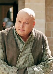 Conleth Hill interpreta Varys nel Trono di spade
