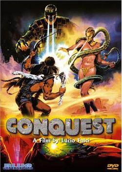 Conquest, di Lucio Fulci con Sabrina Siani