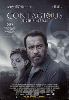 Il poster di Contagious