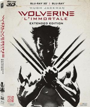 Wolverine in home video