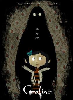 Il poster di Coraline