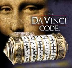 Il cryptex del merchandising ufficiale del film