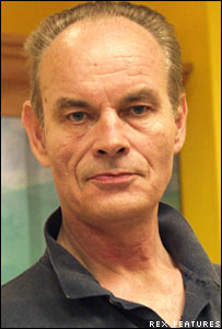 L' autore fantasy britannico David Gemmell, scomparso il 28 Luglio 2006.