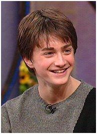 Daniel Radcliffe in un'intervista recente