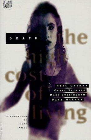 Sarà Death la prossima creatura di Gaiman ad approdare al cinema?